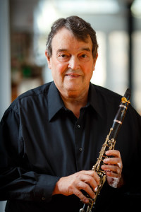 Tom Cooper, clarinet soloist